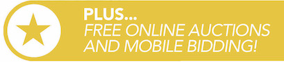 Plus Free Online Auctions and Mobile Bidding