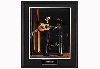 Johnny Cash 16x20_Fundraising Items