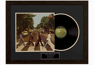 The Beatles Record Album_Fundraising Items