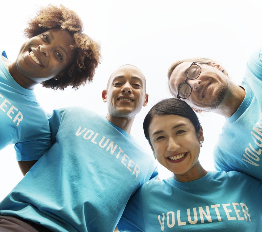5 Steps to Finding Volunteers for Your Charity Fundraising Events - Charity Grow